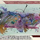 Geo-graphix watercolor by Diane Rodriguez