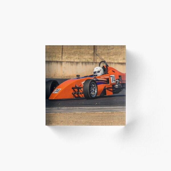 2017 Masters of Mallala - Round 4 - Formula Vee Nationals Acrylic Block