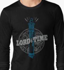 Steampunk Sonic Screwdriver Long Sleeve T-Shirt