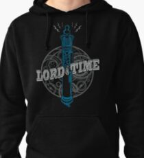 Steampunk Sonic Screwdriver Pullover Hoodie