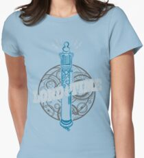 Steampunk Sonic Screwdriver Women's Fitted T-Shirt