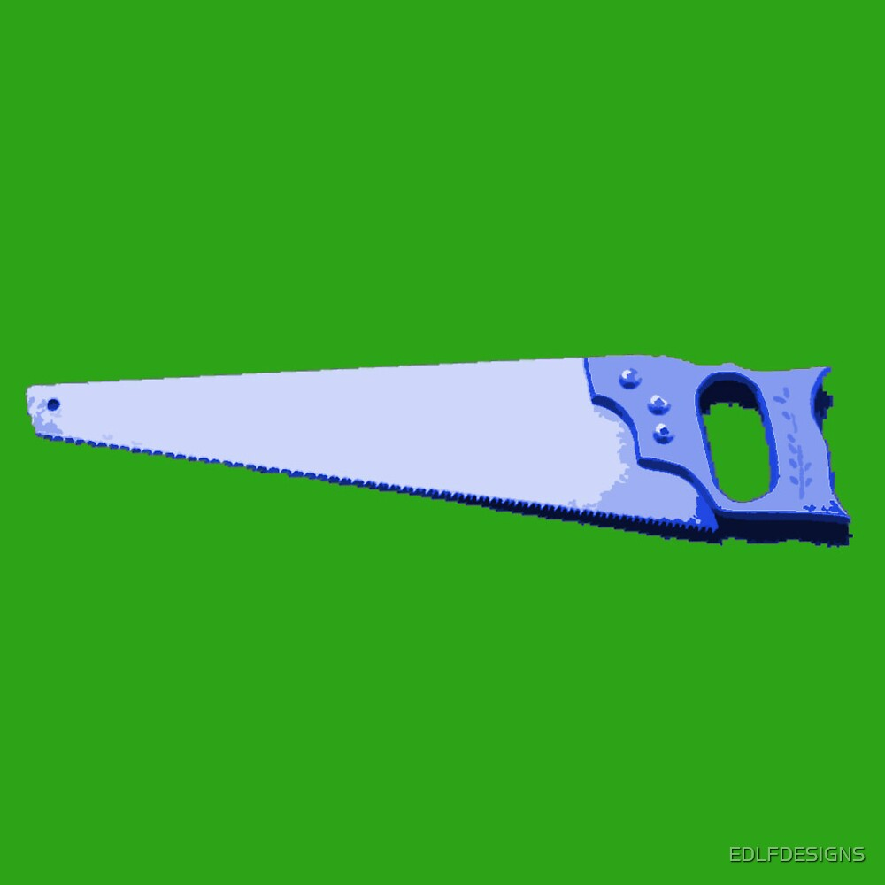 HAND SAW by EDLFDESIGNS