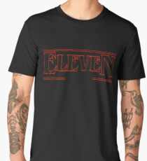 eleven stamp Men's Premium T-Shirt