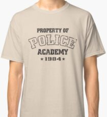 POLICE ACADEMY Classic T-Shirt