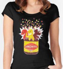 Dino-Mite Vegemite Women's Fitted Scoop T-Shirt