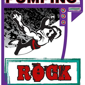 Pumping Rock (Climbing) 1 by DaleCody