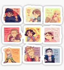 bmc self-care stickers Sticker