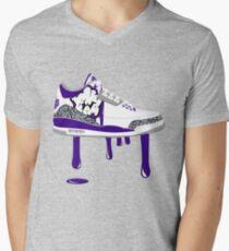 Jordan Jelly Fam Men's V-Neck T-Shirt
