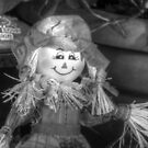 Raggedy Ann @ Home by Noble Upchurch