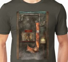Steampunk - Alphabet - J is for Jet Pack Unisex T-Shirt