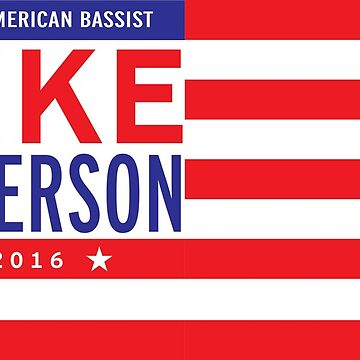 The New American Bassist Mike Anderson Campaign by 77eldeora