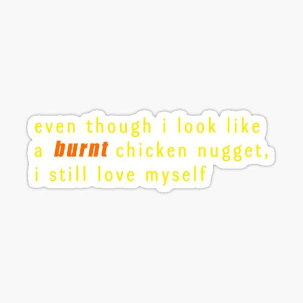 I still love myself Sticker