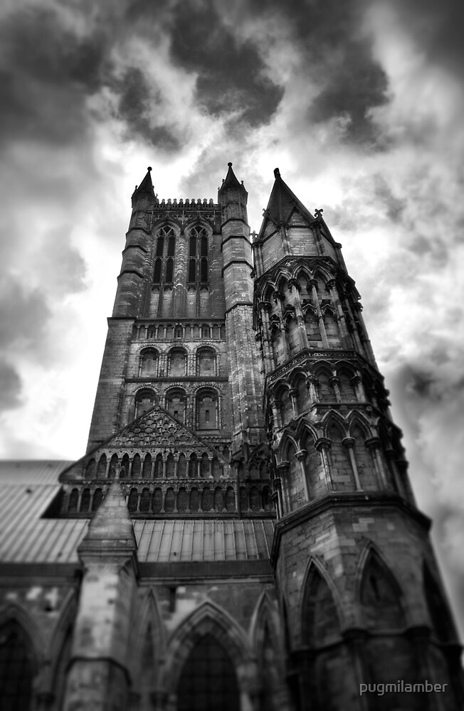 Lincoln Cathedral by pugmilamber