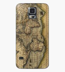 Antique Map Case/Skin for Samsung Galaxy
