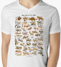 Wild Cats of the World T-Shirt