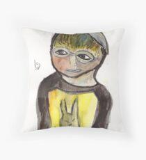 Hop (Henry) Throw Pillow