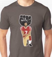 Colin Kaepernick Kneeling - I'm With Kap Unisex T-Shirt