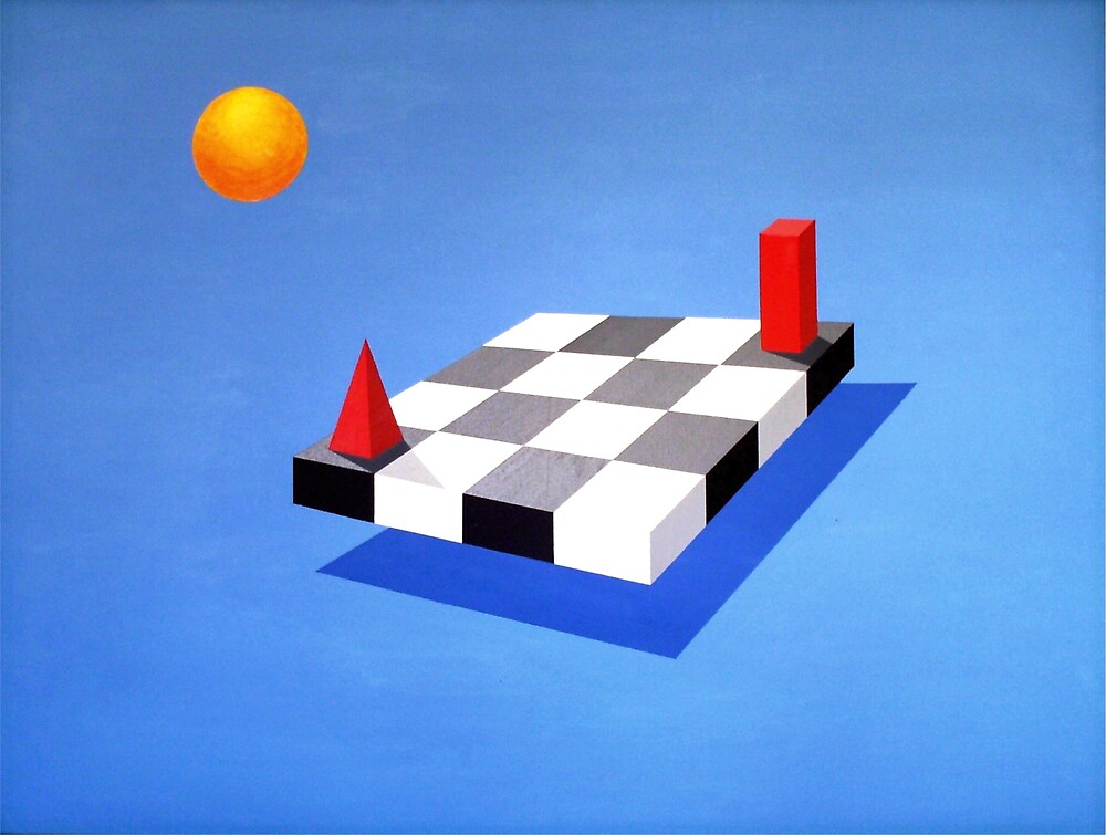 Limited Playing Field by David Bush