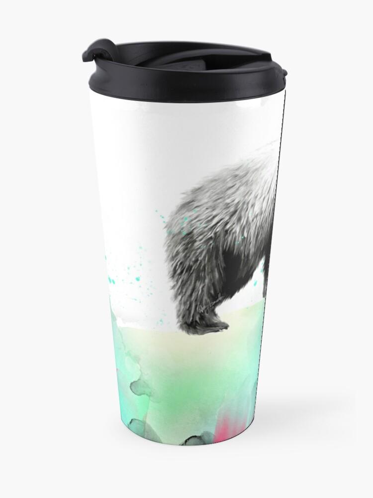 Alternate view of Wild No.1 // Bear Travel Mug