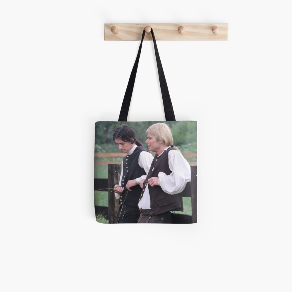 Will Styles and George Lindsey Tote Bag