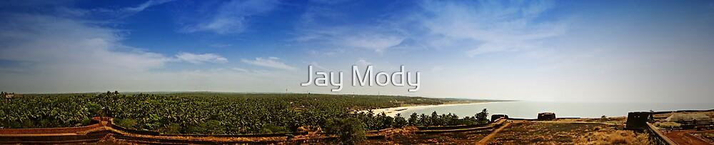 Bekal Fort, Kerala, India by Jay Mody
