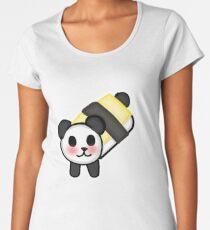 Kawaii Panda Sushi  Women's Premium T-Shirt