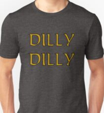 DILLY DILLY - SAINTS Unisex T-Shirt
