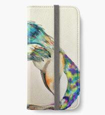 Mutant  iPhone Wallet/Case/Skin