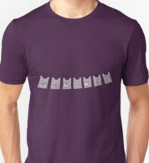 Bibs On The Line Unisex T-Shirt