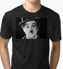 Chaplin Up Close Tri-blend T-Shirt