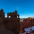 Bryce Canyon Hoodoos and Windows by photosbyflood