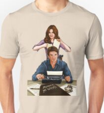 Murder He Wrote Unisex T-Shirt
