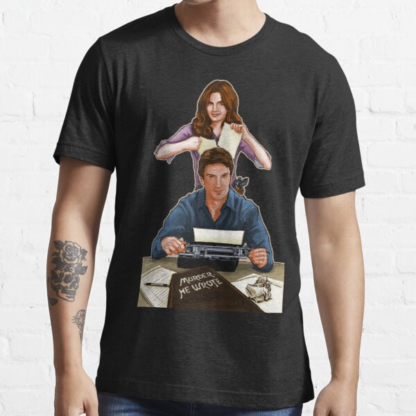 Murder He Wrote Essential T-Shirt