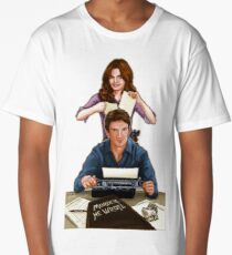 Murder He Wrote Long T-Shirt