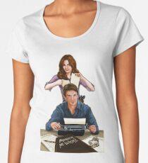 Murder He Wrote Women's Premium T-Shirt
