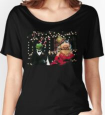 Muppets-christmas Women's Relaxed Fit T-Shirt