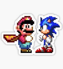 16-bit Rivals Sticker
