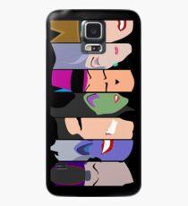 The Seven Deadly Villains  Case/Skin for Samsung Galaxy