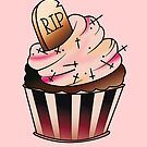 R.I.P Cupcake by prouddaydreamer