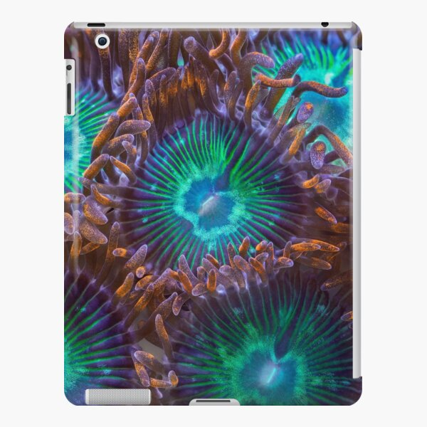 Zoanthids iPad Snap Case