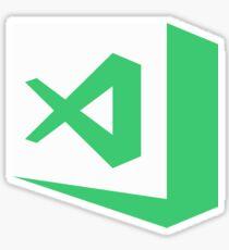 Visual Studio Code Sticker