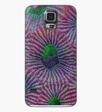 Favites coral Case/Skin for Samsung Galaxy