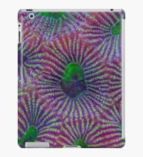 Favites coral iPad Case/Skin