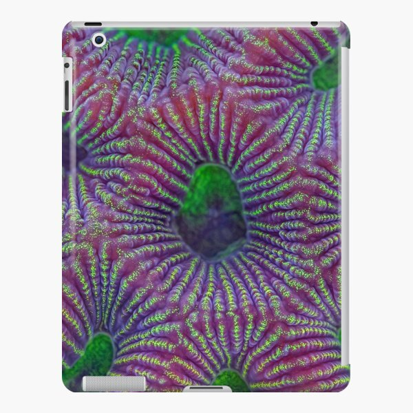 Favites coral iPad Snap Case