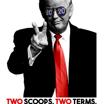 Two Scoops. Two Terms by politickler