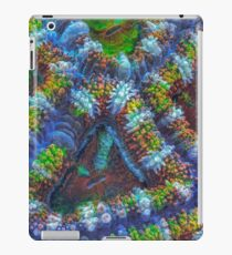 Acanthastrea coral iPad Case/Skin