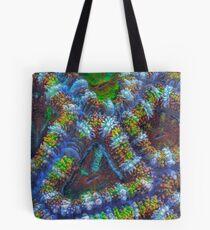 Acanthastrea coral Tote Bag