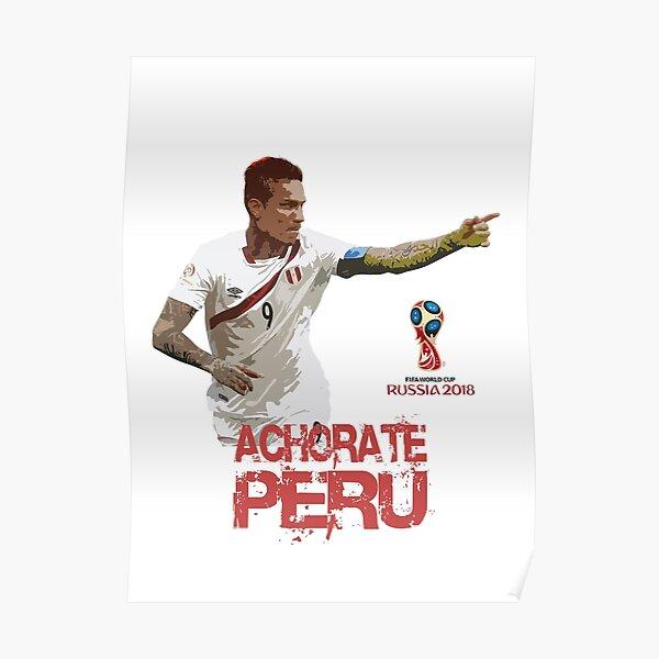 Achorate Peru Póster