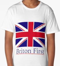Briton First  Long T-Shirt