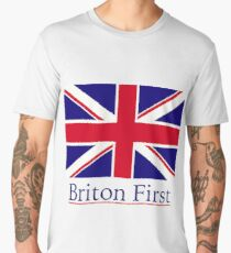 Briton First  Men's Premium T-Shirt